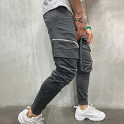 Multi-pocket Men's Casual Pants