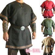 Men's Medieval Viking Coat Jacket
