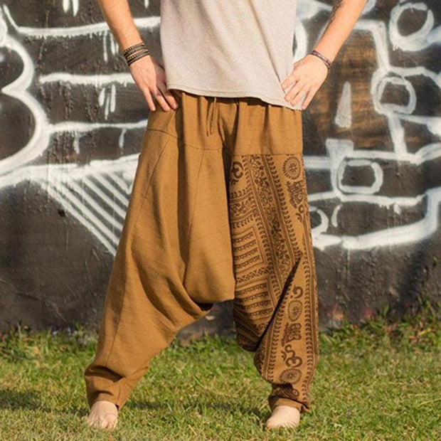 Men's Loose Casual Pants