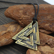 Triangle Design Necklace