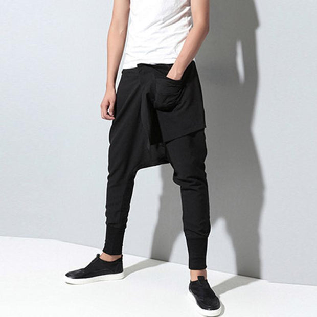 Men's Casual Pants Street Dance Pants