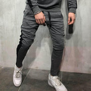 Men's Color Matching Sweatpants