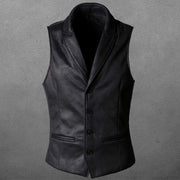 Fashion Single-breasted Men's Casual Vest