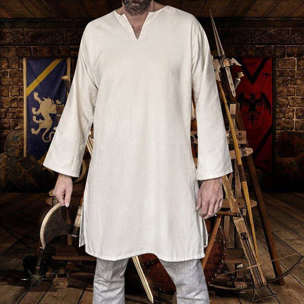 Viking Long Sleeve Shirt Men's Jacket