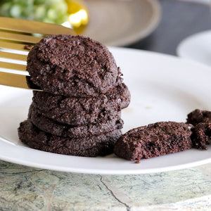harina keto para galletas doble chocolate baja en carbohidratos