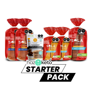 starter pack keto productos keto low carb