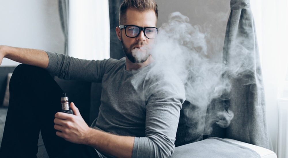 Keep Calm and Carry on Vaping, your Coronavirus guide