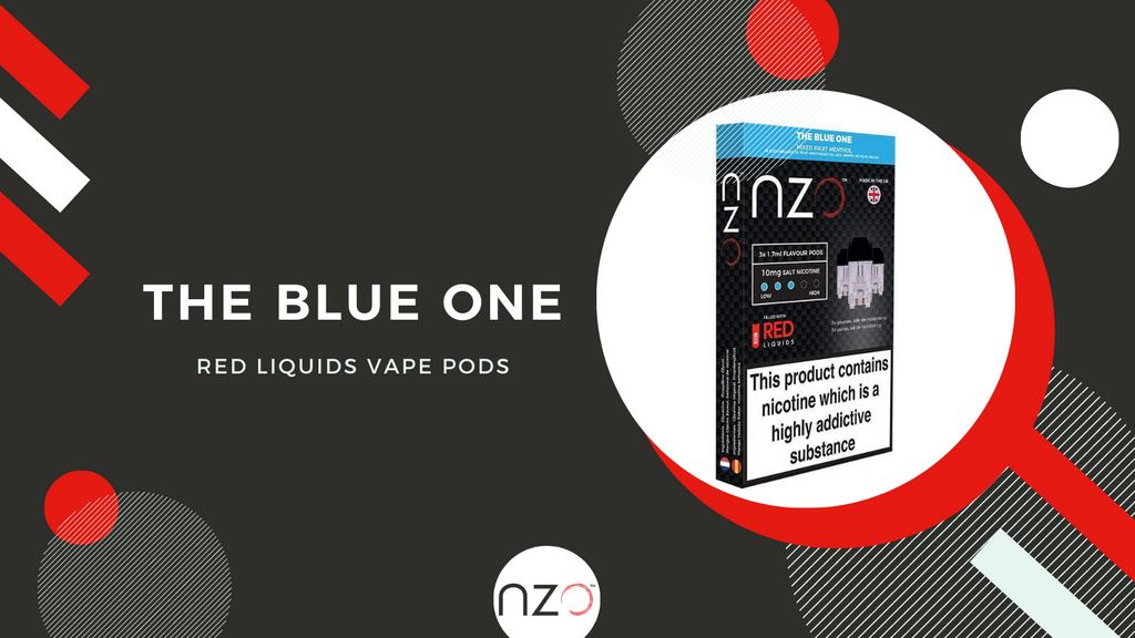 The blue one nzo pods