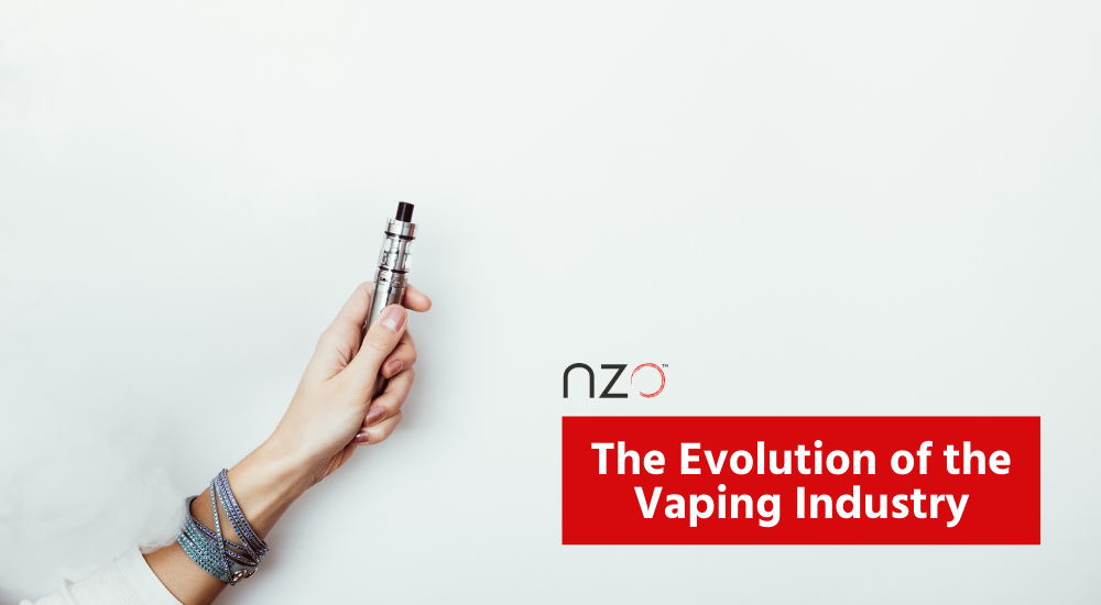 evolution of the vaping industry