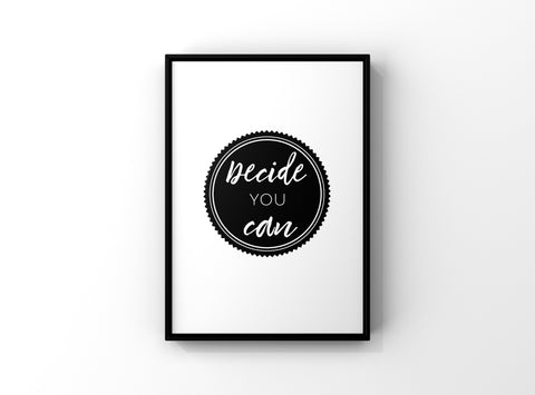 Monochromatic Wall Art,Black and White Quote Art,Minimalist Art Print,Black and White Prints,Black and White Wall Art,Monochromatic Nursery