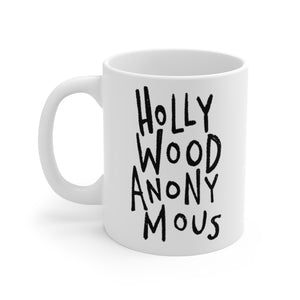 Hollywood Anonymous Mug