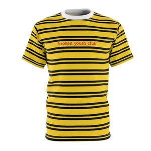 BYC Yellow Stripes