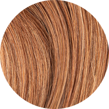 "Load image into Gallery viewer, Coffee Brown Balayage Hair Extensions-20""-180g-Luisant Hair"