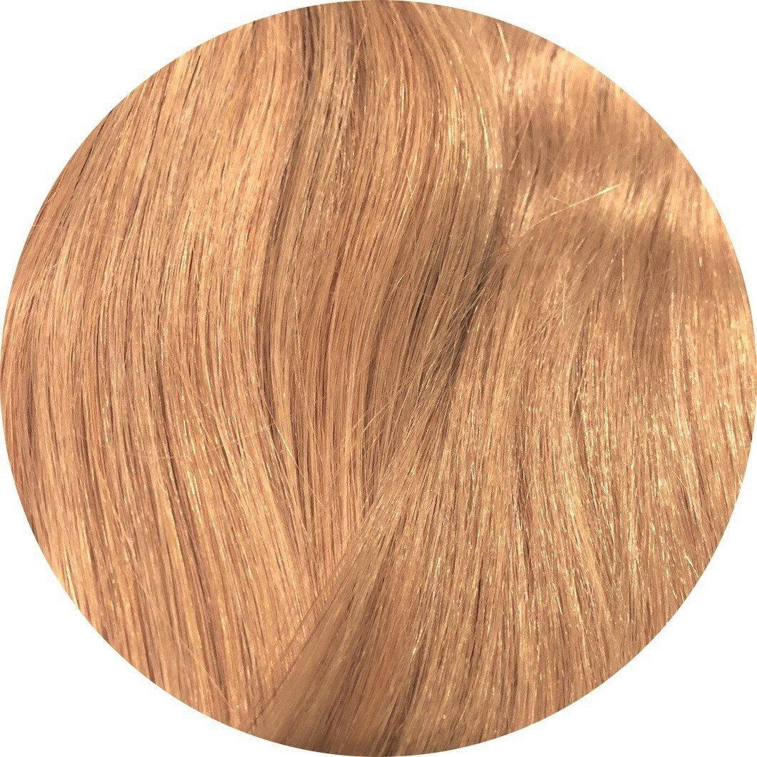 Light Blonde Clip-In Bangs
