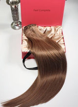 "Load image into Gallery viewer, Ash Brown Virgin Hair-20""-180g"
