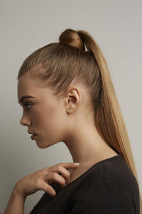 "Dirty Blonde-Ponytail-16""-100g"