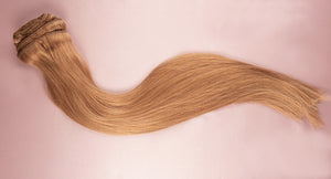 "Golden Blonde-Virgin Hair-20""-180g"
