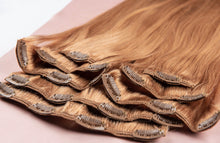 "Load image into Gallery viewer, Golden Blonde-Virgin Hair-16""-120g"