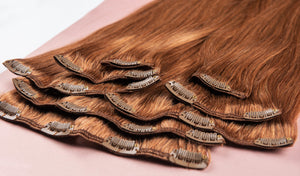 "Dark Blonde Virgin Hair-18""-150g"