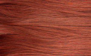 "Burgundy Tape Hair-24""-100g"