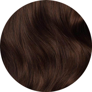 "Dark Brown-Tape Hair-18""-100g"