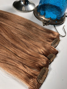 "Clip-In Hair Strands-20""-10g-Luisant Hair"