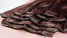 "Load image into Gallery viewer, Auburn Virgin Hair-16""-120g"