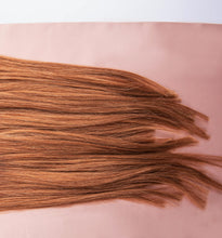 "Load image into Gallery viewer, Dark Blonde Virgin Hair-24""-220g"
