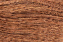 "Load image into Gallery viewer, Chestnut Brown Ponytail Extensions-16""-100g-Luisant Hair"