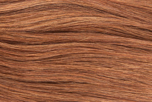 "Chestnut Brown Ponytail Extensions-16""-100g-Luisant Hair"