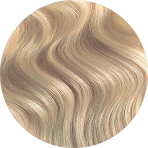 "Ash Blonde Clip-In Hair-24""-220g"