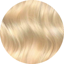 "Load image into Gallery viewer, Bleach Blonde Clip-In Hair-18""-150g"