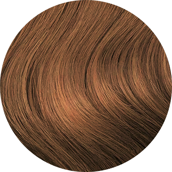 Chestnut Brown Ponytail-16