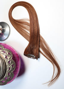 "Clip-In Hair Strendy -20""-10g"
