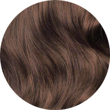 "Load image into Gallery viewer, Coffee Brown Tape-In Hair Extensions-20""-100g-Luisant Hair"