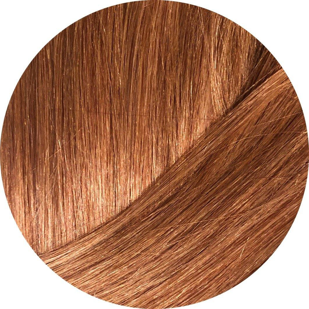 "Dark Blonde-Halo-20""-180g"