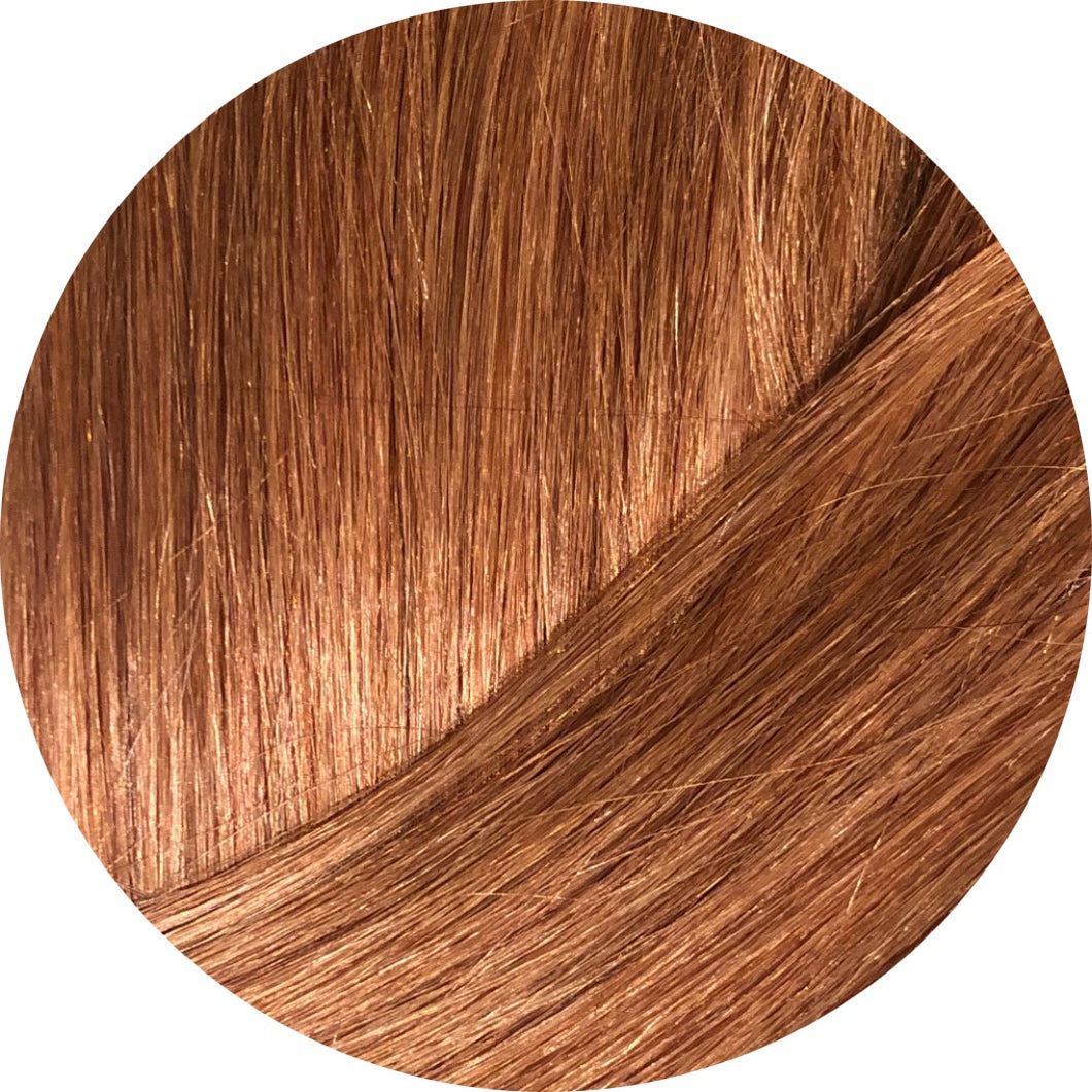 Dark Blonde Clip-In Hair-20