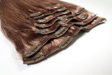 "Load image into Gallery viewer, Ash Brown Virgin Hair-16""-120g"