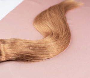 "Golden Blonde-Tape Hair-18""-100g"