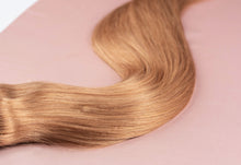 "Load image into Gallery viewer, Golden Blonde-Virgin Hair-20""-180g"