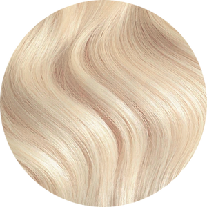 "Platinum Blonde-Clip In Hair-16""-120g"