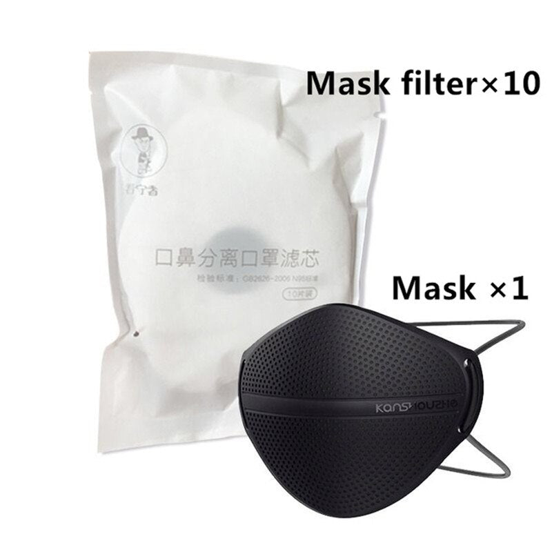 NEW Patented Product Mask PM2.5 KN95