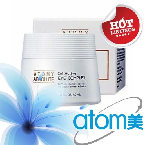 [ATOMY] Absolute Eye-Complex Whitening & Wrinkle Reducing