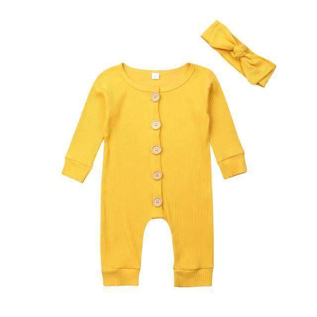 laylloo Rompers A / 3M Romper for Newborn 2020 Spring Long Sleeve