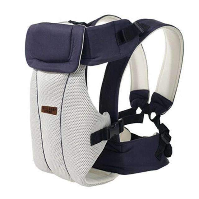laylloo Ergonomic Baby carrier Dark blue Ergonomic Baby carrier Back & Front Facing