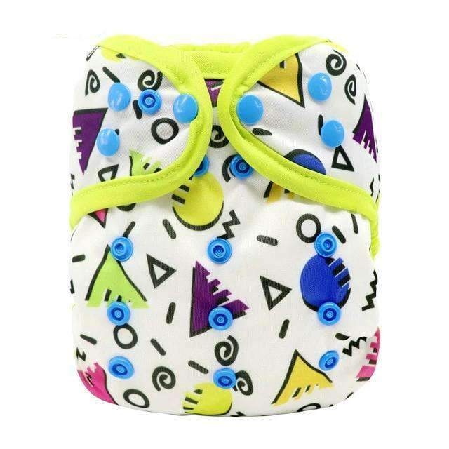 laylloo Reusable Diapers DC2-3-10 Resuable Diapers for Cute Baby
