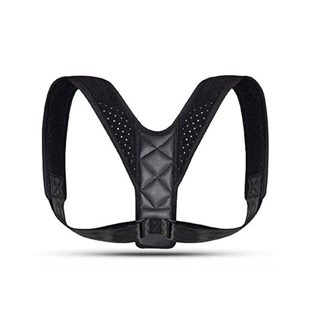 Upper Back Brace Shoulder Lumbar Support Belt Corset