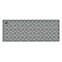 Load image into Gallery viewer, grey geometric ironing pad