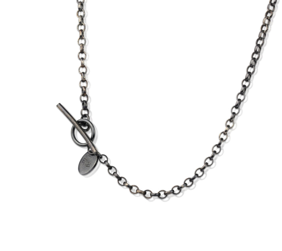 EILY O CONNELL RECYCLED LEVELS NECKLACE