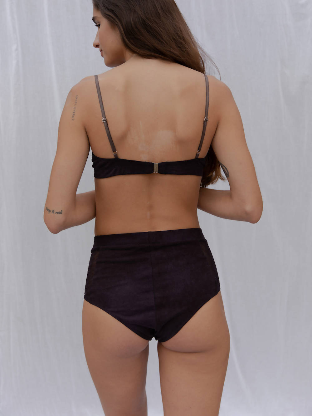 Conectar Pantie Dark Purple